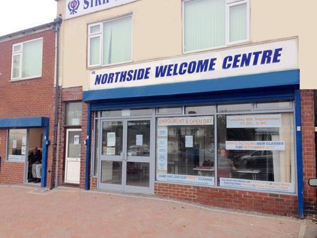 We Are Re-opening The Centre!