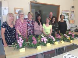 Flower Arrangment Workshop1