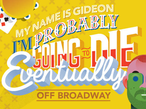 My Name is Gideon All for One Theater Gideon Irving