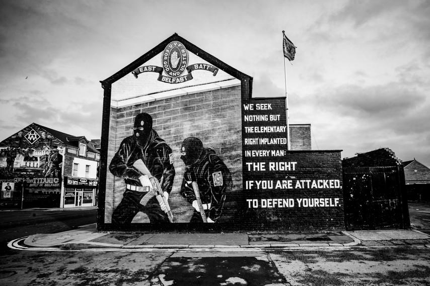 Belfast, NI