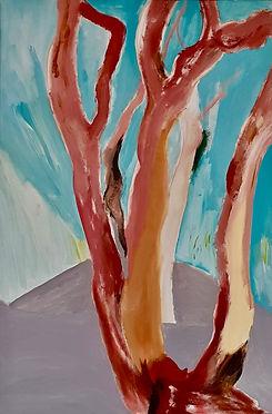 David Kirk. Oil on canvas, 2019..jpg