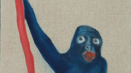 'Melancholy Ape'