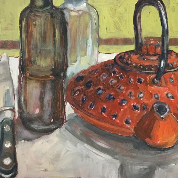Work by Allison Mackay