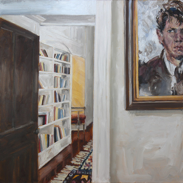 'A bit of Boyd's self, Bundanon Homestead'