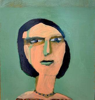 Untitled acrylic on board 42x39cm $1,450.jpg