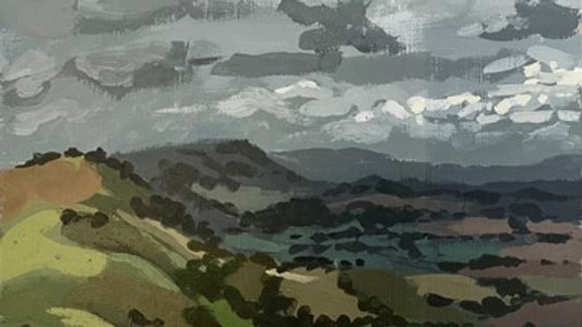 'View from Devil's Dyke'
