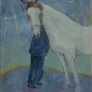 'Horse and man'