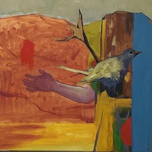 'Bird in hand' 2020