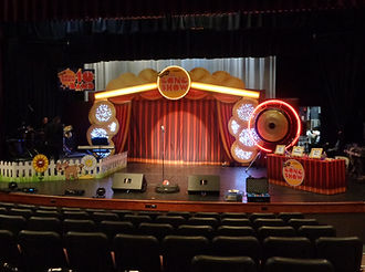 The Gong Show Live, off broadway show