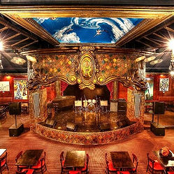 The Gong Show Live, the cutting room