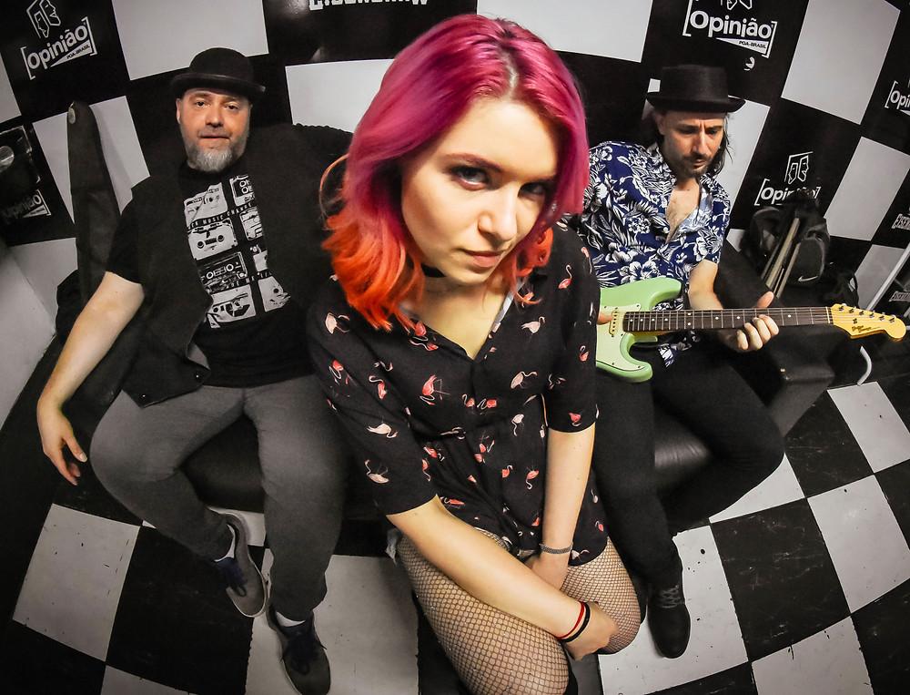 Hard Blues Trio | Foto Zé Carlos de Andrade