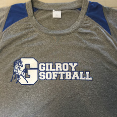 GILROY HIGH SOFTBALL SCREEN PRINTING