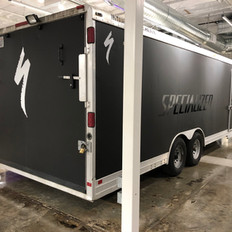 SPECIALIZED TRAILER FULL WRAP