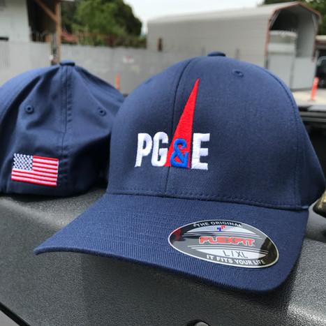 PG&E HATS