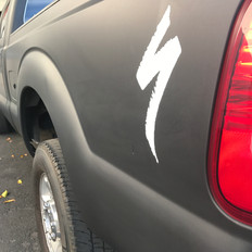 SPECIALIZED CUSTOM VEHICLE DECAL