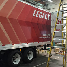 LEGACY TRAILER FULL WRAP