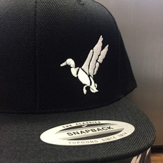 DUCK EMBROIDERED HAT