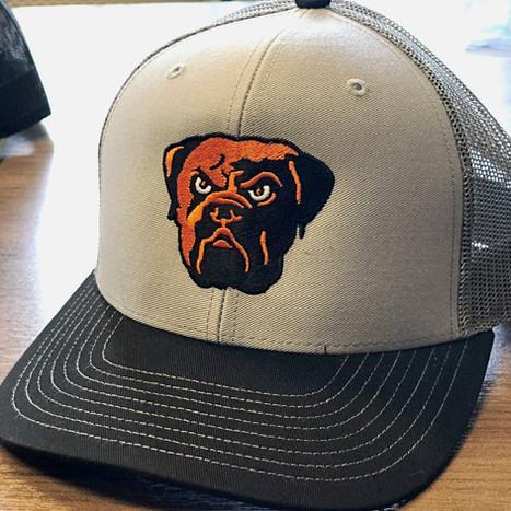 Orange Bully Caps