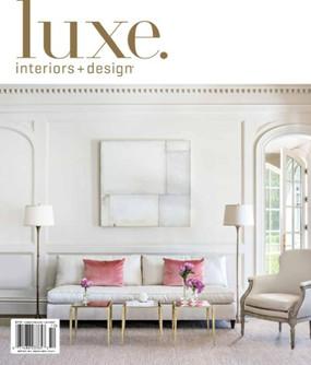 Luxe Interiors & Design   Cover