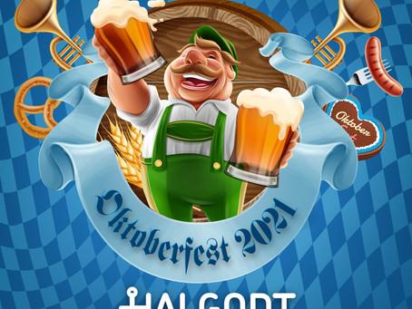 Oktoberfest - 2021 sæsonens første begivenhed er planlagt!