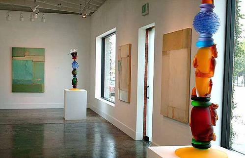 Installation Lowe Gallery, Santa Monica, CA
