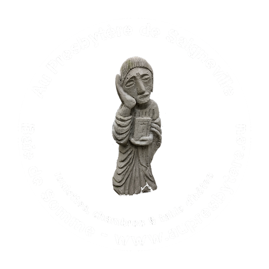 Au Presbytère de Saigneville, © Pimousse