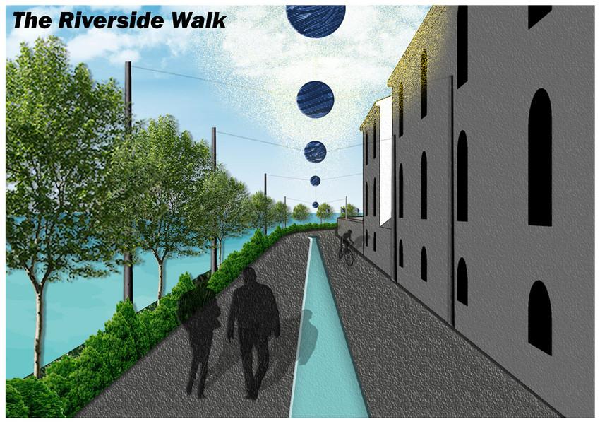 The Riverside Walk