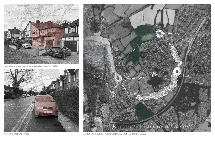 Place Rupture: Suburbia and the Everyday