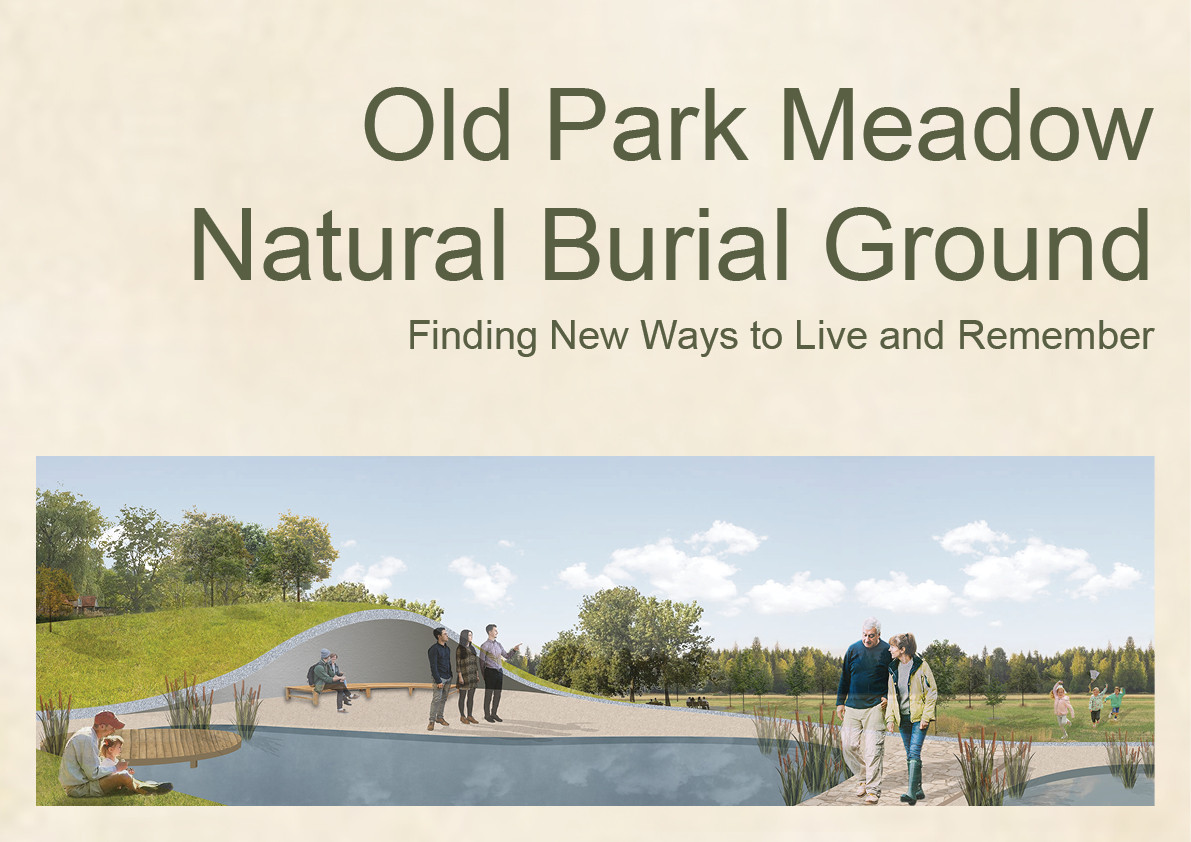 Old Park Meadow Natural Burial Ground
