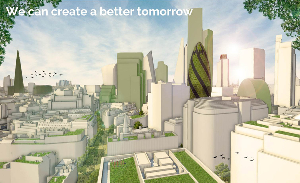 We Can Create a Better Tomorrow.