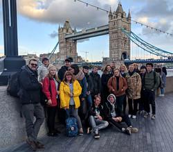 Regular London Visits