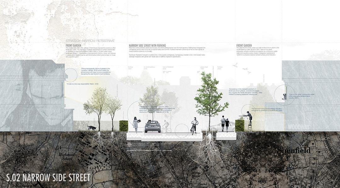 Section 02: Narrow Side Street