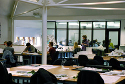 Large Professional Studios