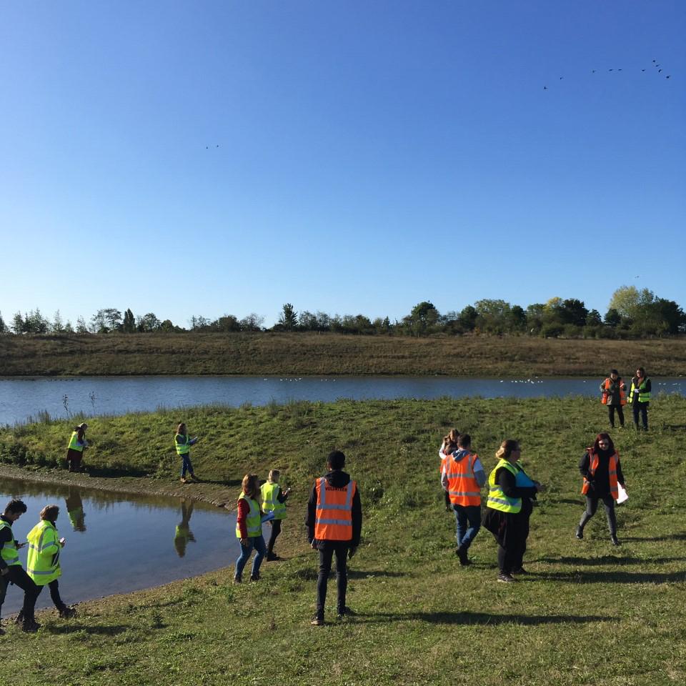 Reservoir Surveying On-site