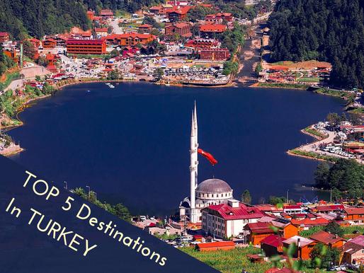 Top Destinations In Turkey