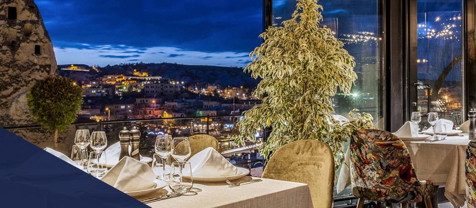 Where To Eat in Capadocia /Top 5 Restaurants In Capadocia