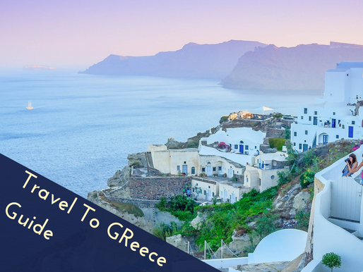 Travel To Greece Guide