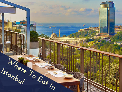 Where To Eat In Istanbul/ Top 5 Restaurants In Istanbul