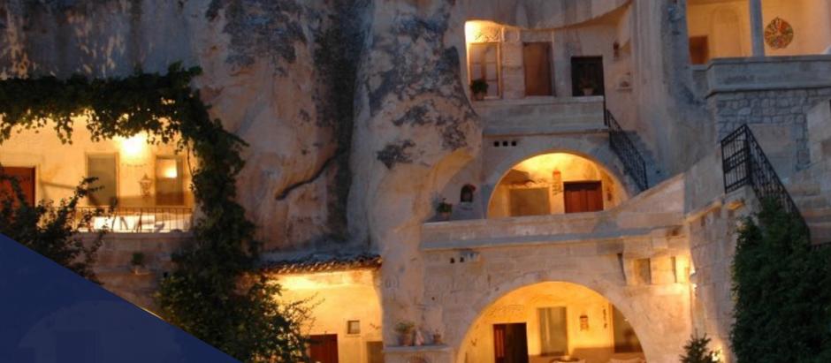 Top 5 Hotels In Capadocia