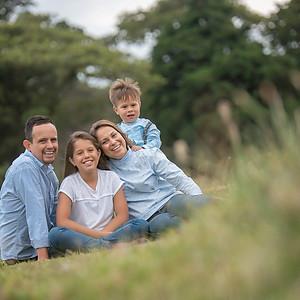 Familia Moreira Trejos