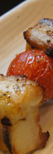 燻製ももとトマト