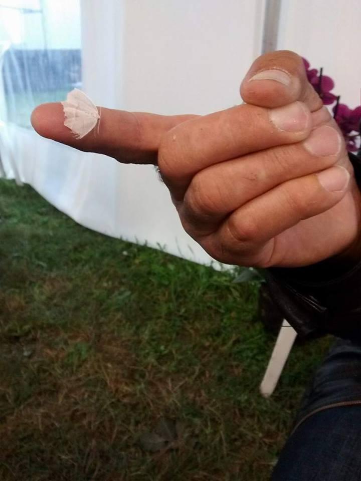 Souper FMG 2017 Papillon blanc