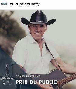 Le Willie 2020 Prix du Public