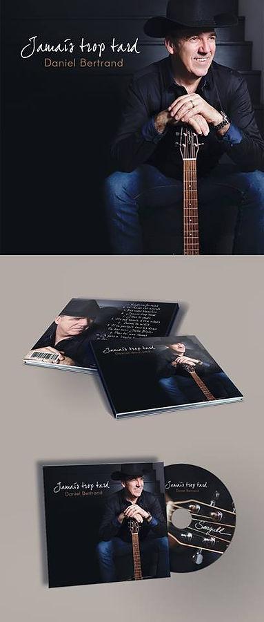 Daniel Bertrand - Album