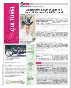 Journal le Bulletin 9 octobre 2019