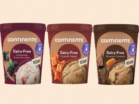 Os novos gelados vegan do Continente vão fazê-lo salivar