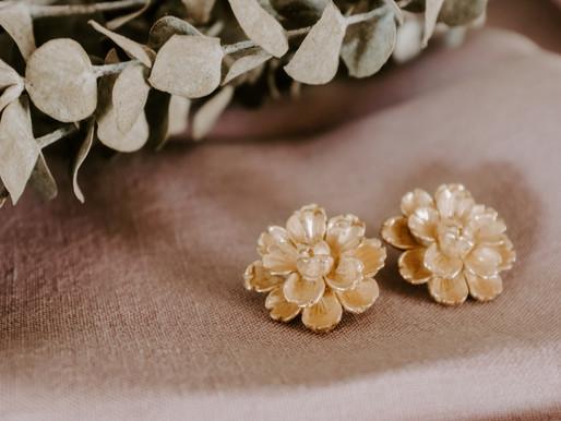 Os novos (e deslumbrantes) brincos da Arcane Jewellery são indispensáveis para fãs de jóias