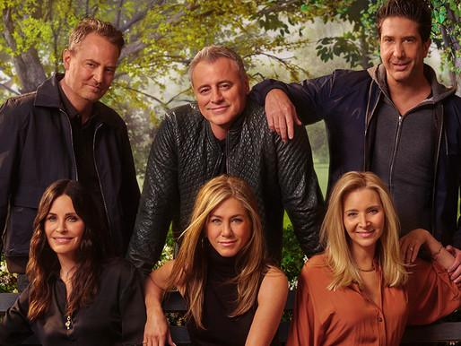 """É já amanhã que estreia """"Friends: The Reunion"""" na HBO Portugal"""