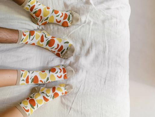 Esta marca de meias inspirou-se na diversidade cultural de Norte a Sul do país