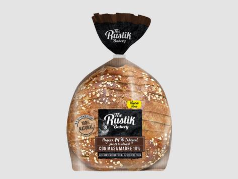 Há um novo pão feito com ingredientes 100% naturais